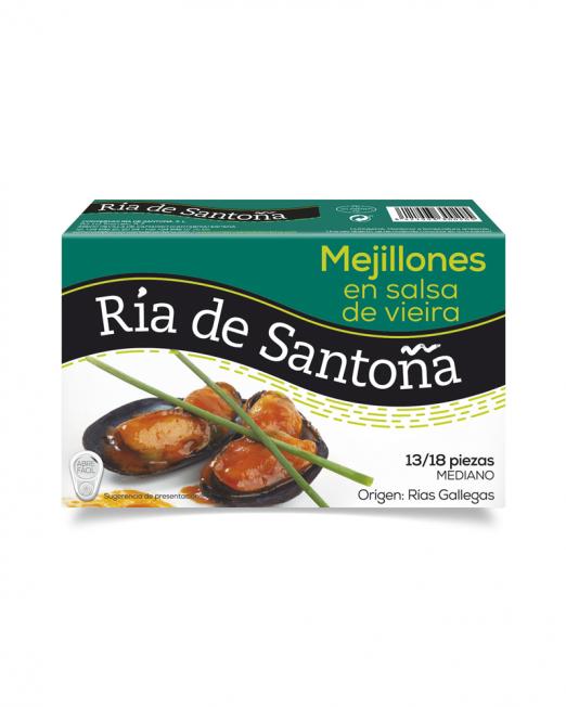 mejillones salsa